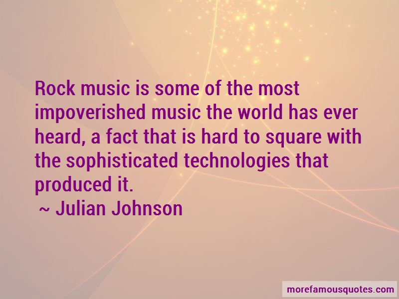 Julian Johnson Quotes Pictures 2