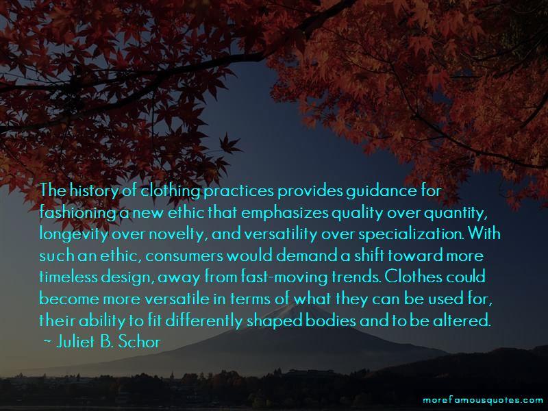 Juliet B. Schor Quotes Pictures 2