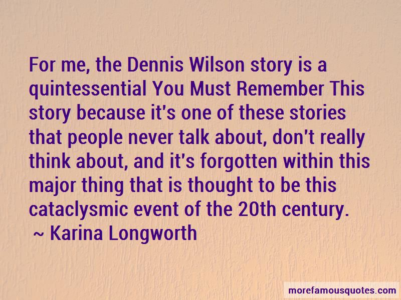 Karina Longworth Quotes Pictures 4