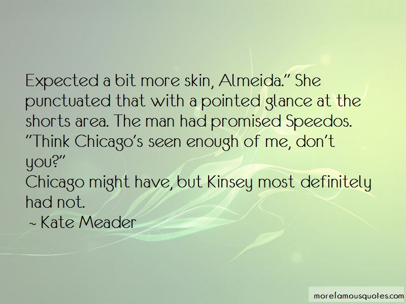 Kate Meader Quotes Pictures 2