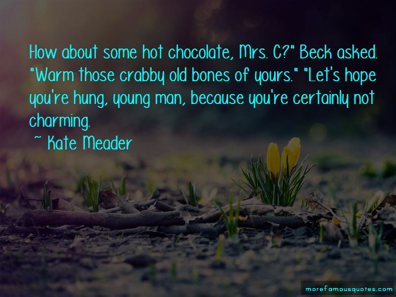 Kate Meader Quotes Pictures 3