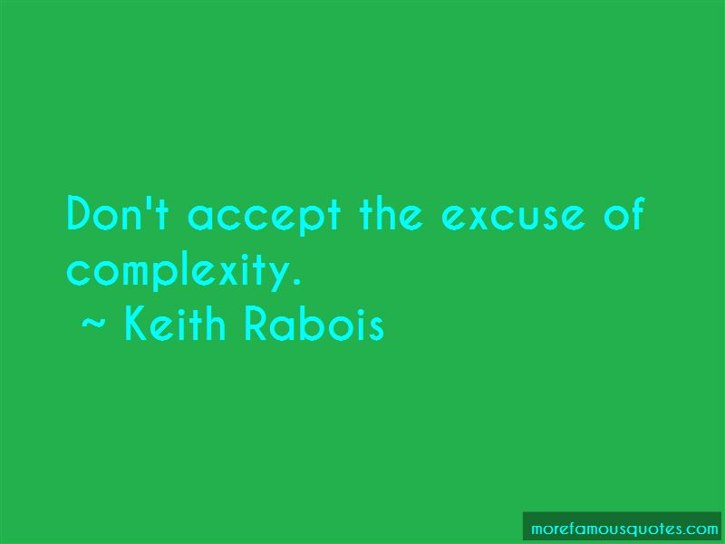Keith Rabois Quotes