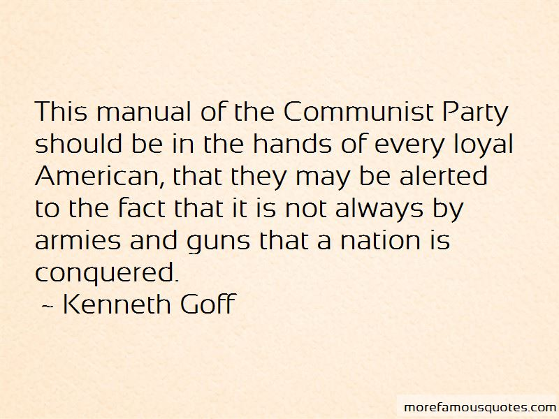 Kenneth Goff Quotes Pictures 2