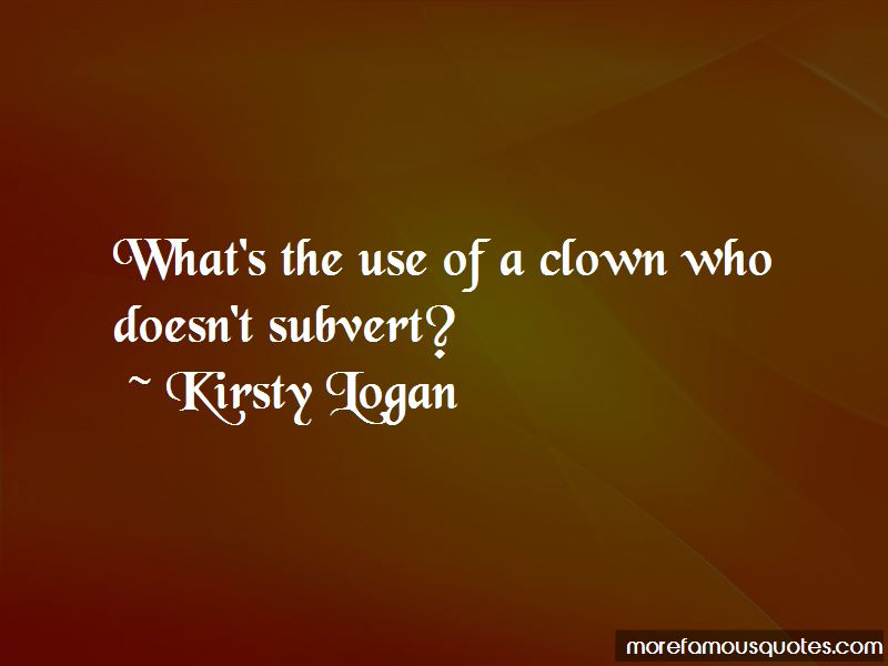 Kirsty Logan Quotes Pictures 3