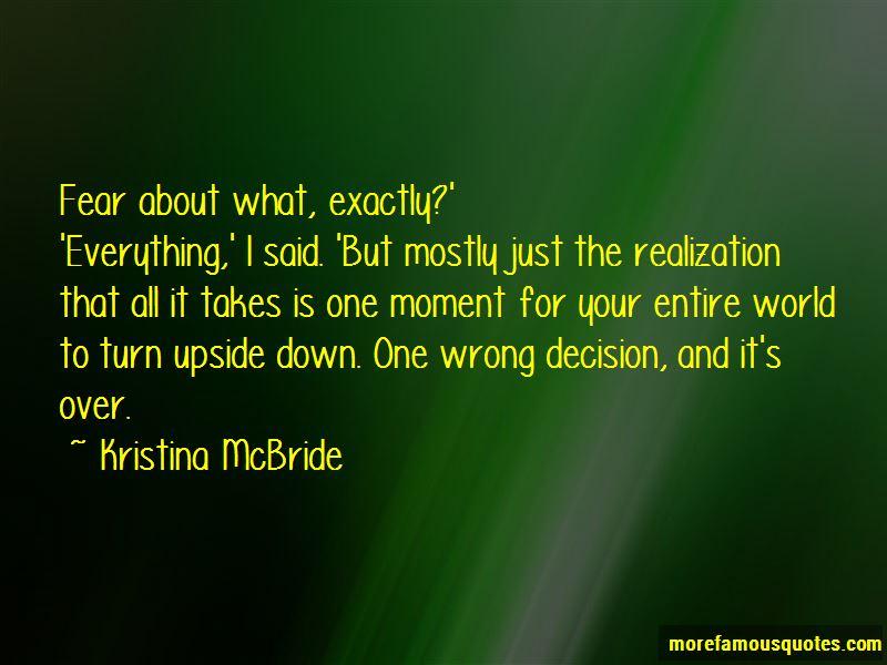 Kristina McBride Quotes Pictures 4