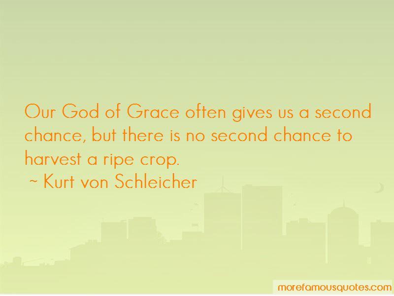 Kurt Von Schleicher Quotes