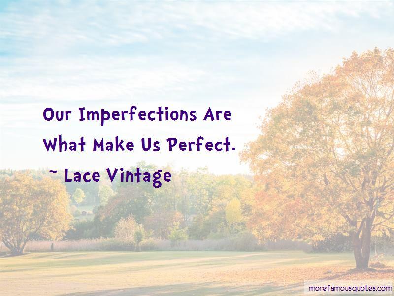 Lace Vintage Quotes