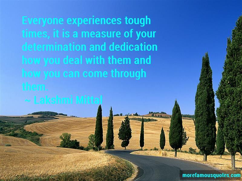 Lakshmi Mittal Quotes Pictures 4