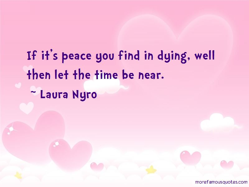 Laura Nyro Quotes Pictures 4