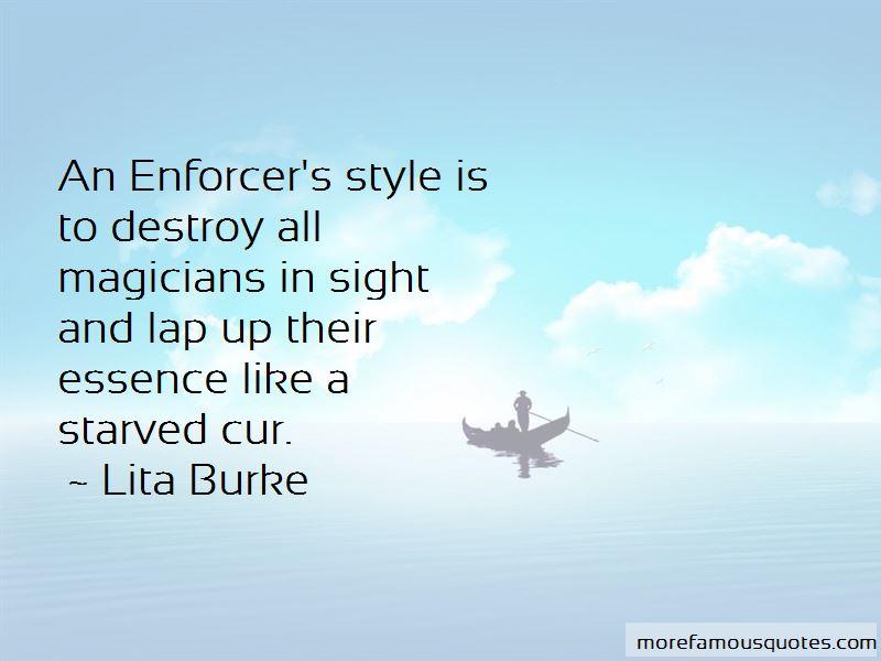 Lita Burke Quotes Pictures 2