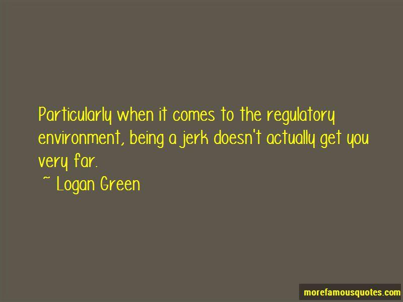 Logan Green Quotes
