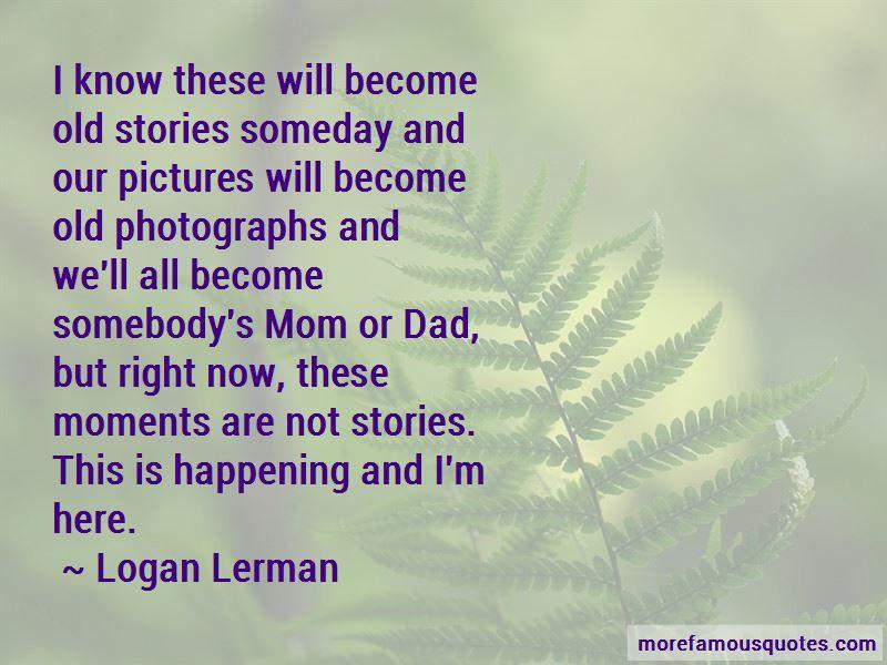 Logan Lerman Quotes Pictures 4