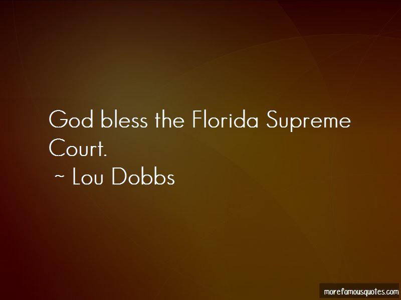 Lou Dobbs Quotes