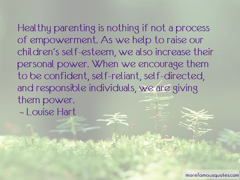 Louise Hart Quotes