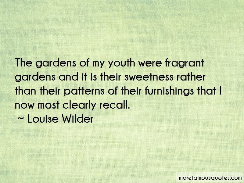 Louise Wilder Quotes Pictures 4