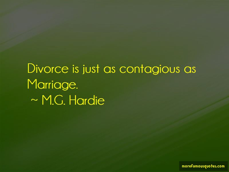 M.G. Hardie Quotes Pictures 2