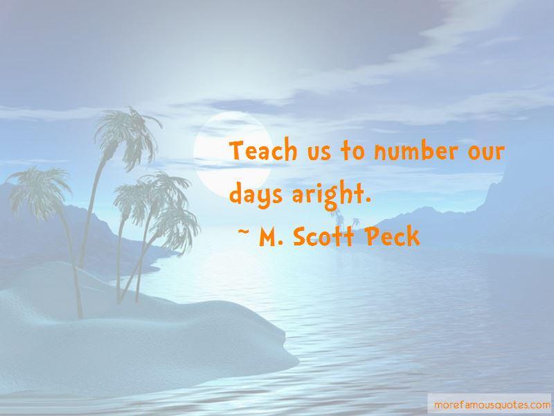 M. Scott Peck Quotes Pictures 3