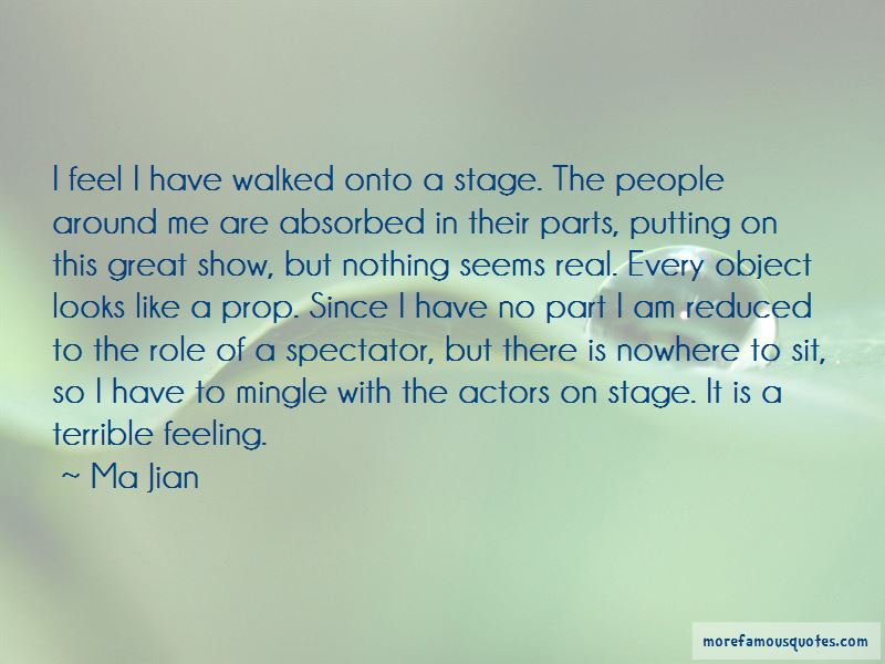 Ma Jian Quotes Pictures 3