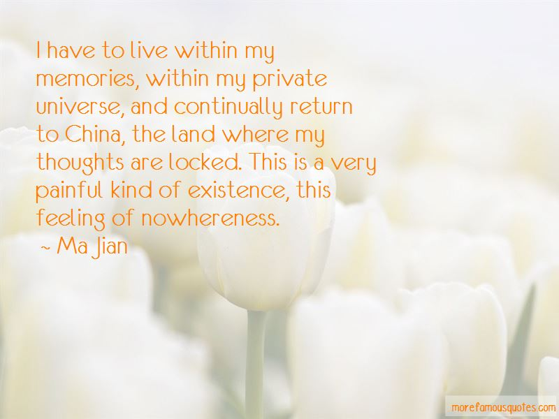 Ma Jian Quotes Pictures 4