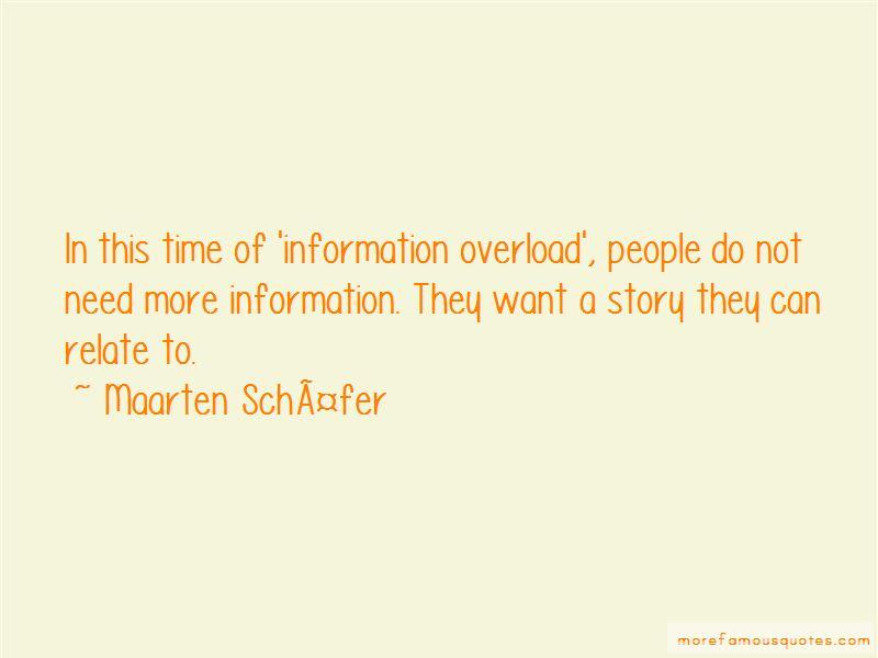 Maarten Schäfer Quotes Pictures 3
