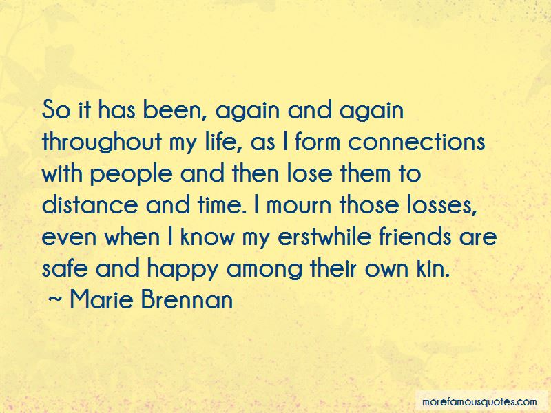 Marie Brennan Quotes