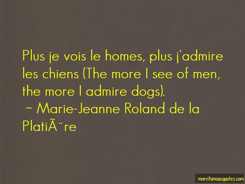 Marie-Jeanne Roland De La Platiere Quotes