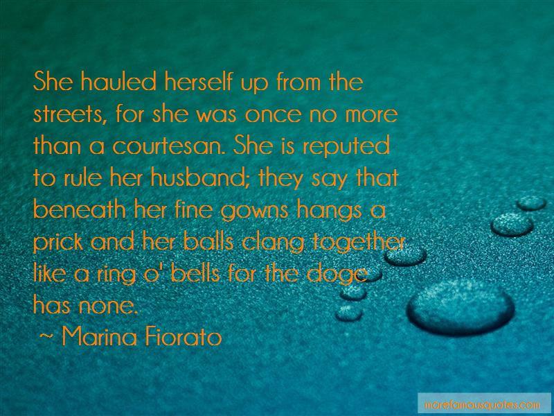 Marina Fiorato Quotes Pictures 3
