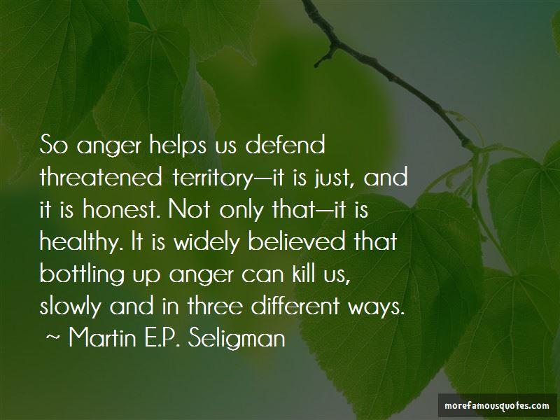 Martin E.P. Seligman Quotes Pictures 3