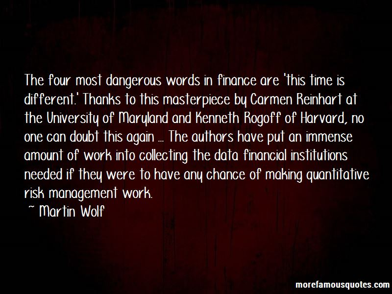 Martin Wolf Quotes Pictures 2