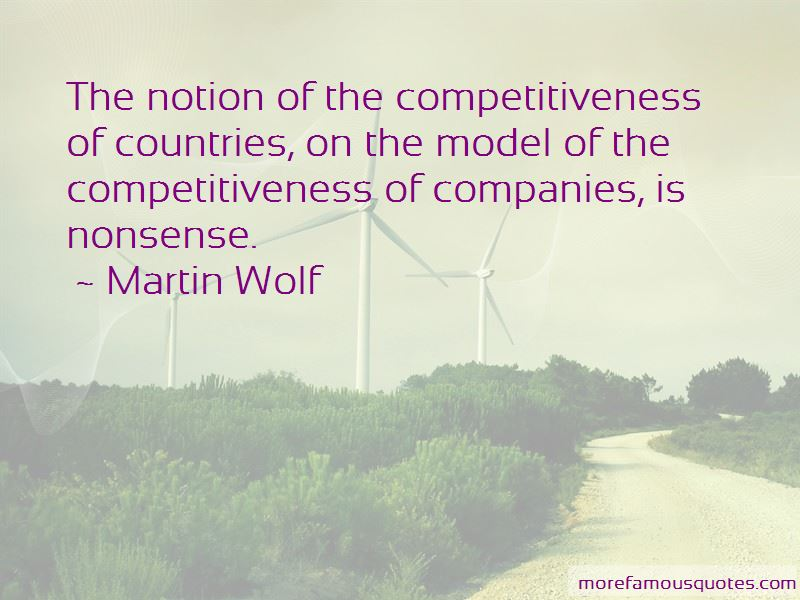 Martin Wolf Quotes Pictures 3
