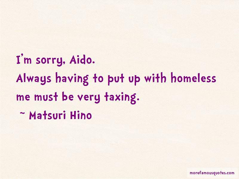 Matsuri Hino Quotes Pictures 3