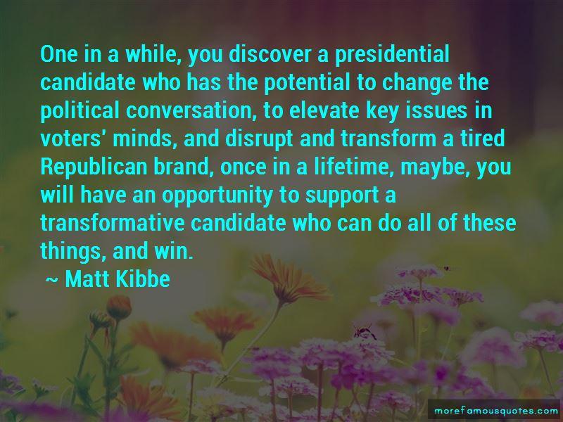 Matt Kibbe Quotes