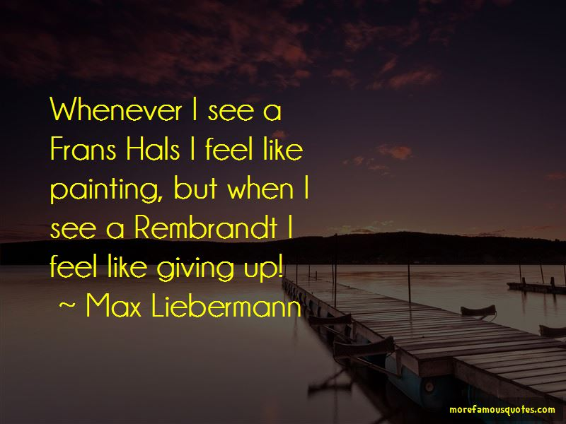 Max Liebermann Quotes Pictures 2