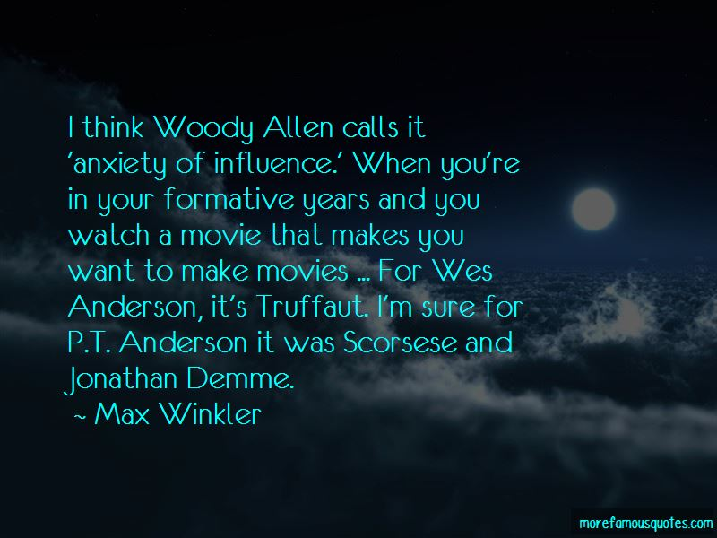 Max Winkler Quotes Pictures 2