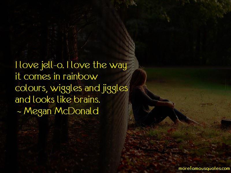 Megan McDonald Quotes Pictures 2