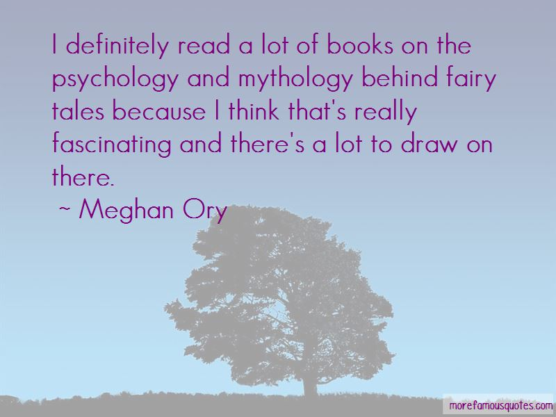 Meghan Ory Quotes