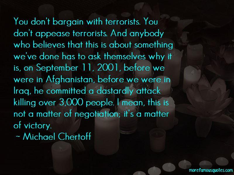 Michael Chertoff Quotes Pictures 3