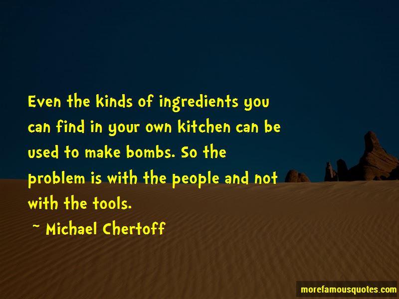Michael Chertoff Quotes Pictures 4