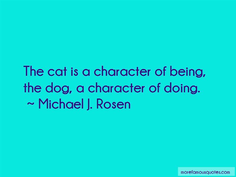 Michael J. Rosen Quotes Pictures 3