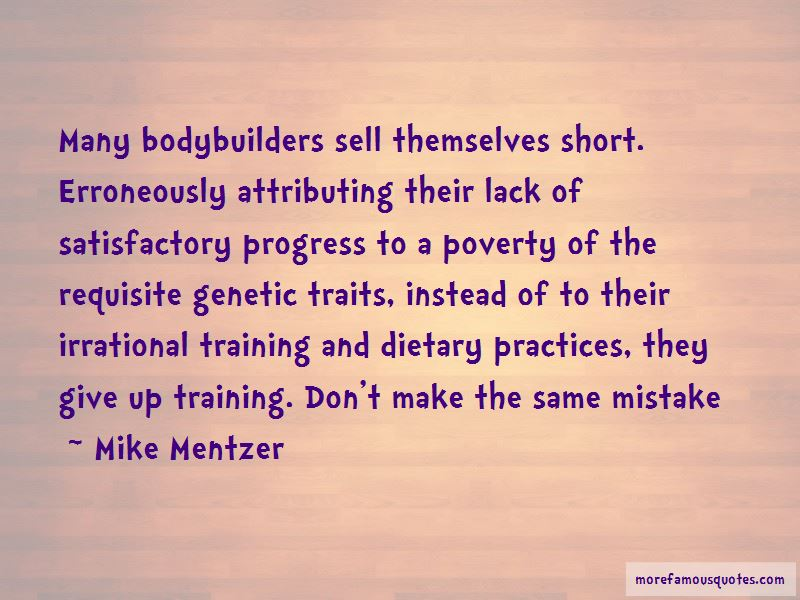 Mike Mentzer Quotes Pictures 4