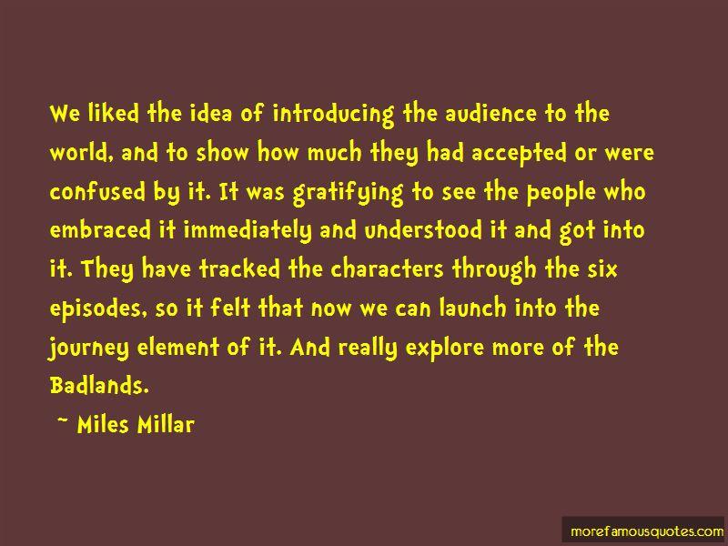 Miles Millar Quotes Pictures 4