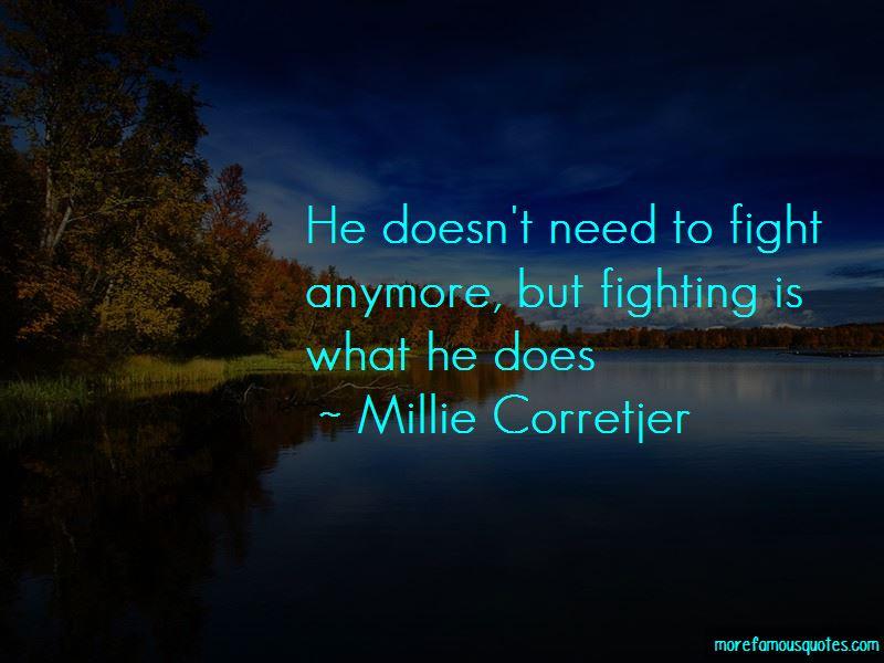 Millie Corretjer Quotes