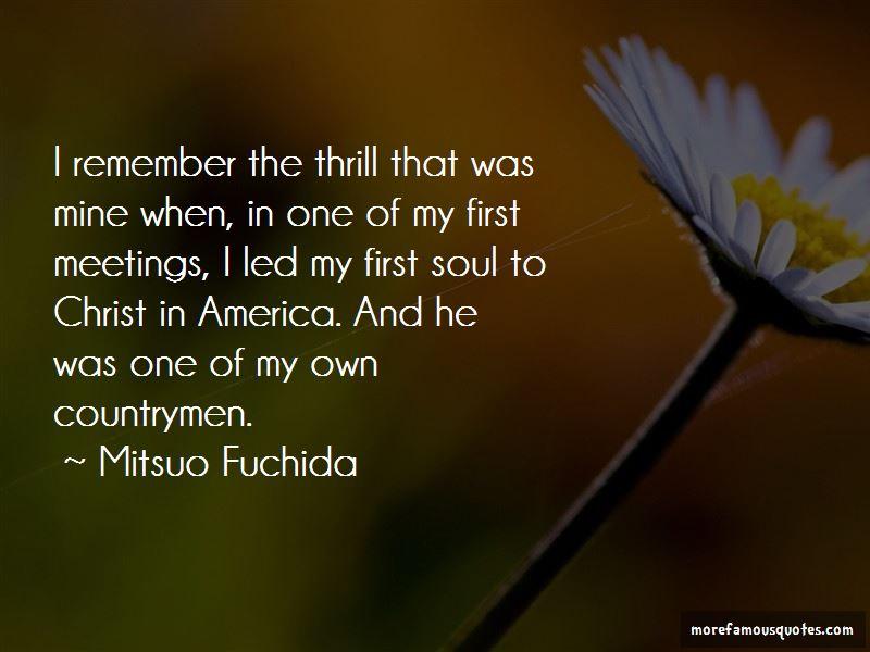 Mitsuo Fuchida Quotes Pictures 2