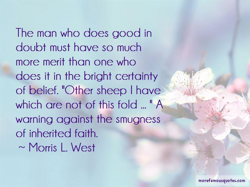Morris L. West Quotes Pictures 2