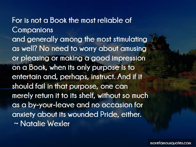 Natalie Wexler Quotes