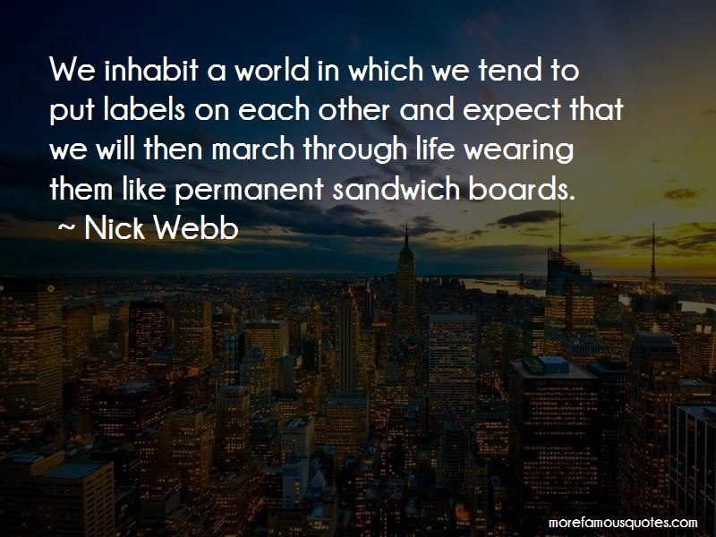 Nick Webb Quotes Pictures 2
