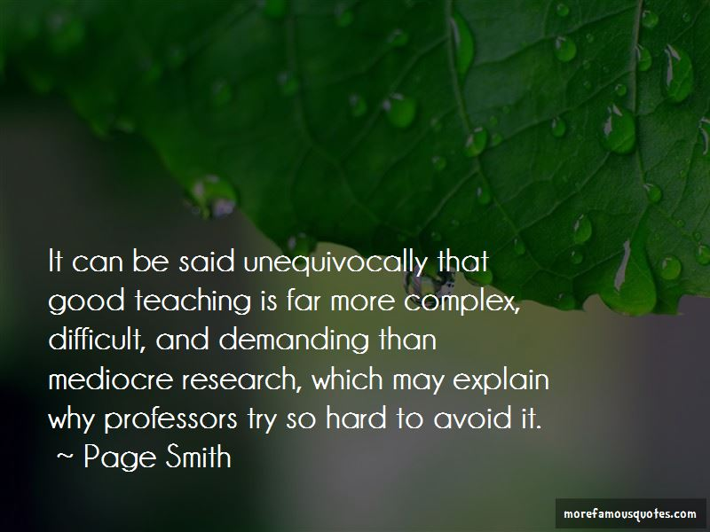 Page Smith Quotes Pictures 2