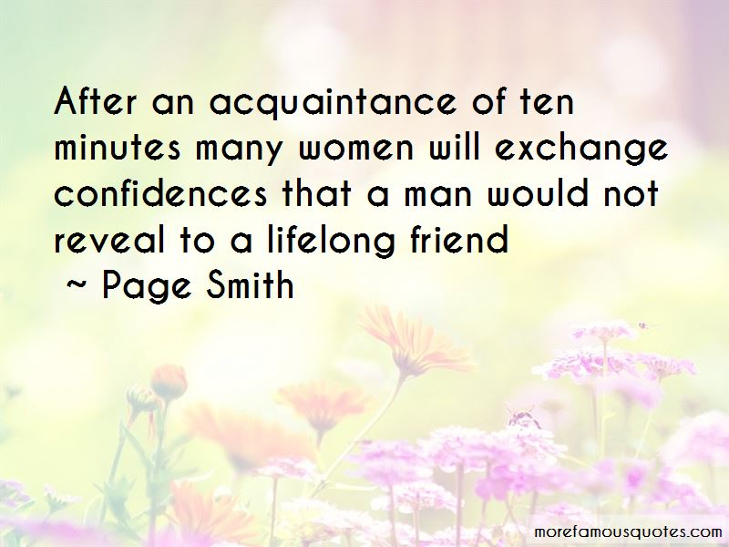 Page Smith Quotes
