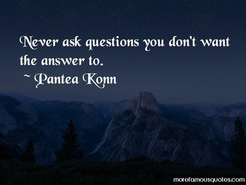 Pantea Konn Quotes