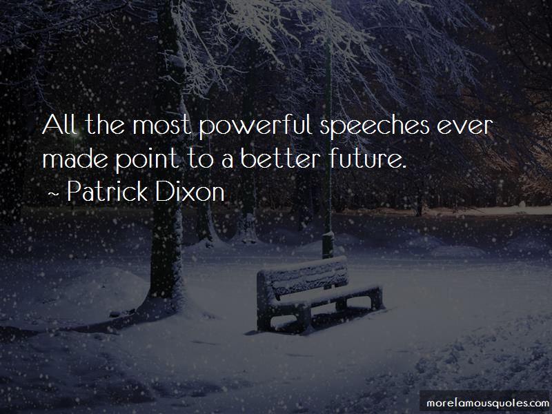 Patrick Dixon Quotes